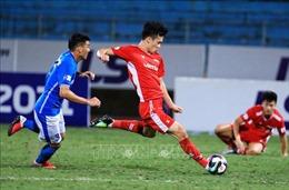 Viettel đánh bại Quảng Ninh 2-1 tại sân Hàng Đẫy