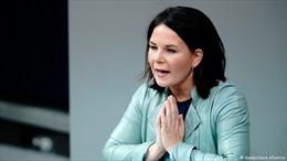Đức: Đảng Xanh công bố ứng cử viên Thủ tướng liên bang