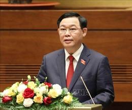 Lãnh đạo các nước chúc mừng Chủ tịch Quốc hội Vương Đình Huệ