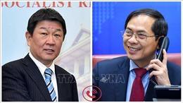 Thúc đẩy quan hệ Đối tác chiến lược sâu rộng Việt Nam - Nhật Bản