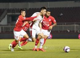 TP Hồ Chí Minh và Viettel bất phân thắng bại