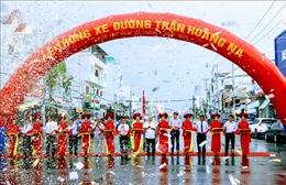 Cần Thơ thông xe tuyến đường Trần Hoàng Na