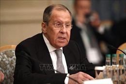 Ngoại trưởng Nga đánh giá tiêu cực về quan hệ với Mỹ