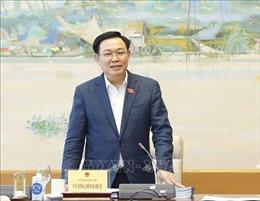 Chủ tịch Quốc hội ứng cử tại đơn vị bầu cử số 3, thành phố Hải Phòng