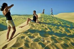 Thắng cảnh Bàu Trắng (Bình Thuận) được xếp hạng Di tích quốc gia