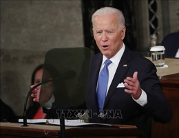 Tổng thống Mỹ Biden nỗ lực quảng bá các kế hoạch chi tiêu, đánh dấu 100 ngày đầu nắm quyền