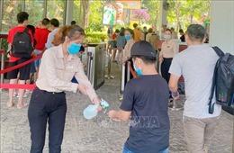 Các khu, điểm du lịch Đà Nẵng nghiêm túc thực hiện phòng, chống dịch