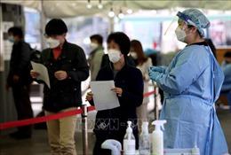Hàn Quốc ghi nhận trên 600 ca mắc mới COVID-19 ngày thứ tư liên tiếp