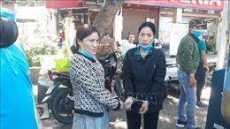 Bốn đối tượng chuyên móc túi ở chợ Đà Lạt sa lưới