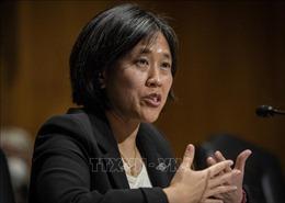 Đại diện thương mại Mỹ nói về quan hệ với Trung Quốc và EU