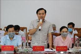 Phú Yên giảm 34 điểm tiếp xúc cử tri vận động bầu cử để phòng, chống dịch