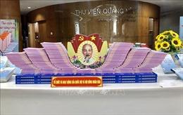 Quảng Ninh trưng bày sách về bầu cử