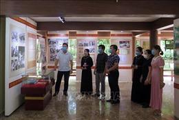 Trưng bày tư liệu, ảnh tư liệu về Chủ tịch Hồ Chí Minh tại ATK Định Hóa