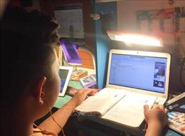 Khánh Hòa tổ chức ôn tập trực tuyến cho học sinh lớp 9