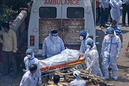 Số ca mắc COVID-19 tại Ấn Độ vượt 24 triệu ca