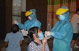 Đà Nẵng, Điện Biên truy vết, xét nghiệm, giảm nguy cơ lây lan COVID-19