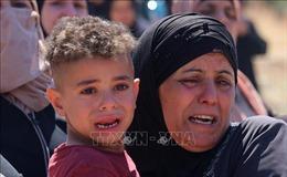 Liên hợp quốc quan ngại bạo lực gây thương vong cho dân thường tại Dải Gaza