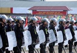 Tạo cơ sở pháp lý để xây dựng lực lượng Cảnh sát cơ động tinh nhuệ, hiện đại