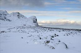 Băng ở Bắc Cực ngày càng mỏng hơn do Trái Đất ấm lên