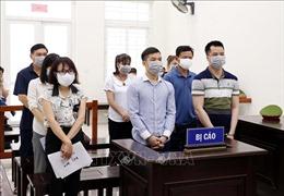 Tuyên án tù nhóm tổ chức, môi giới cho người trốn đi Hàn Quốc