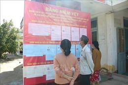 Hội nghị trực tuyến về công tác chuẩn bị bầu cử với 4 tỉnh