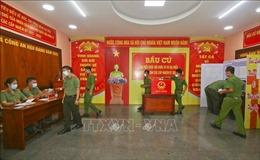 Hậu Giang tổ chức bầu cử sớm tại 10 khu vực