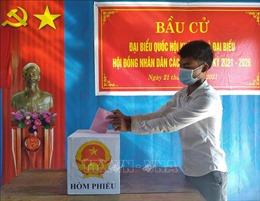 Quảng Bình tổ chức bầu cử sớm tại 17 khu vực vùng sâu, vùng xa