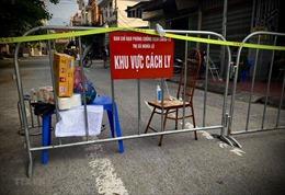 Kết thúc giãn cách xã hội đối với thôn An Vĩnh ở Quảng Ngãi