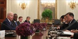 Tuyên bố chung Mỹ - Hàn khẳng định vai trò trung tâm của ASEAN