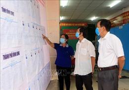 Chủ tịch UBND tỉnh Vĩnh Long: Tập trung thực hiện tất cả các biện pháp phòng chống dịch để bầu cử thành công