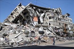 Tổng thống Mỹ cam kết giúp tái thiết Dải Gaza