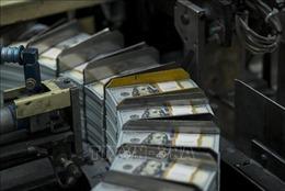 Chỉ số đồng USD ở gần mức thấp của ba tháng