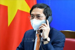 Việt Nam mong muốn tiếp cận công nghệ sản xuất vaccine của Đức