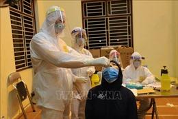 Chiều 27/5, tiêm vaccine ngừa COVID-19 cho công nhân ở Bắc Giang, Bắc Ninh
