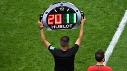 Các đội tuyển tham dự World Cup 2022 được phép thay 5 người mỗi trận