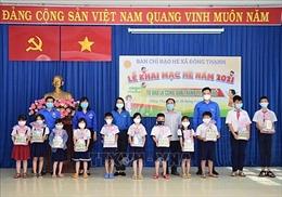 Thành phố Hồ Chí Minh hỗ trợ trẻ em có hoàn cảnh khó khăn