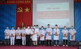 Bắc Kạn cử đoàn cán bộ hỗ trợ Bắc Giang chống dịch COVID-19