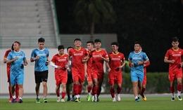 Vòng loại World Cup 2022: Việt Nam và Jordan thủ hòa trong trận đấu giao hữu