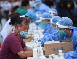 Trung Quốc ghi nhận 11 ca mắc COVID-19 trong cộng đồng
