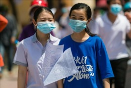 Kỳ thi tuyển sinh vào lớp 10 tại Nghệ An bảo đảm an toàn