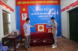 Thực hiện nghiêm quy định về phòng, chống dịch COVID-19 tại cuộc bầu cử lại