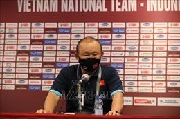 HLV Park Hang-seo nhắc nhở đội tuyển Việt Nam không 'ngủ quên' trên chiến thắng
