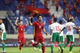 Vòng loại World Cup 2022: Việt Nam và UAE đều hài lòng