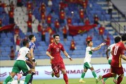 Đội tuyển Việt Nam giữ quyền tự quyết với ngôi đầu bảng G