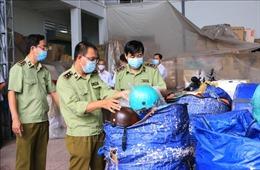 Vĩnh Long tiêu hủy hơn 600 mặt hàng vi phạm