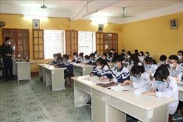 Hải Dương bảo đảm an toàn kỳ thi tốt nghiệp THPT