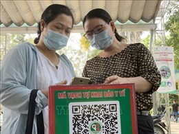 Tăng cường khai báo y tế điện tử, sàng lọc COVID-19 tại phòng khám