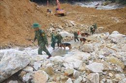 Nối lại tìm kiếm nạn nhân mất tích tại Thủy điện Rào Trăng 3 từ ngày 23/6
