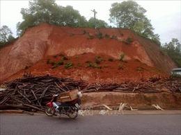 Một người tử vong do sạt lở đất ở huyện Bảo Yên, Lào Cai