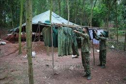 Bộ đội dọn ra rừng ở, nhường doanh trại cho người cách ly